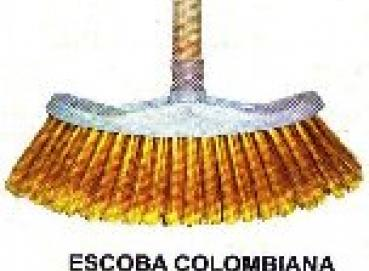 ESCOBA COLOMBIANA