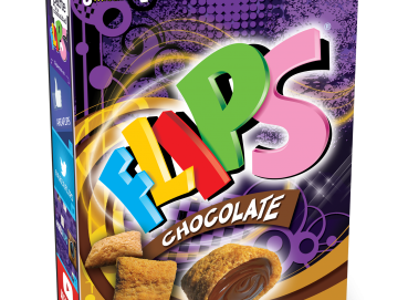 CEREAL FLIPS CHOCOLATE 320GR