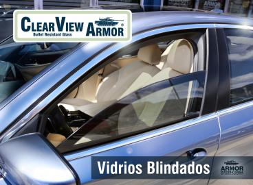 Clear View Armor- Vidrios Blindados