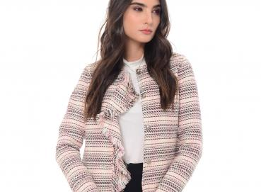 women's multicolored jacket-1376 Image