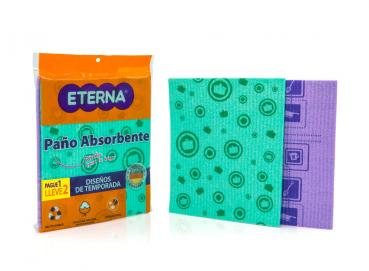 Absorbent cloth pay 1 get 2 Image