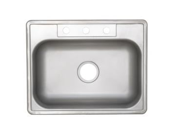 Stainless Steel Sinks 62x48  Image