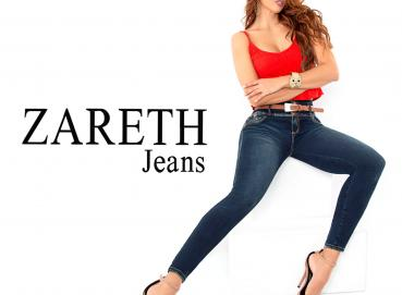 Jeans push up for women Image