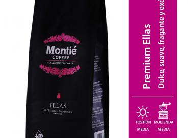 HER COFFEE - MONTIE COFFEE - SMALL SHIPMENTS FROM 24 UNITS Image