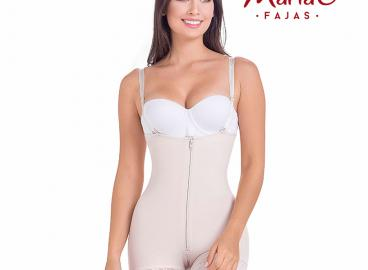 Ref. 9337 Short Bodysuit Shapewear for Daily and Postpartum Use