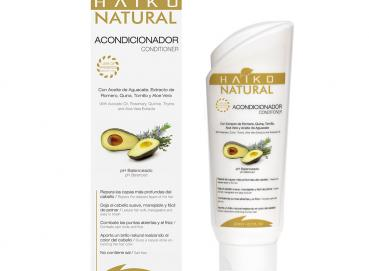 CONDITIONER (200ml)  With Avocado Oil, Rosemary, Quinine, Thyme and Aloe Vera Extracts � Image