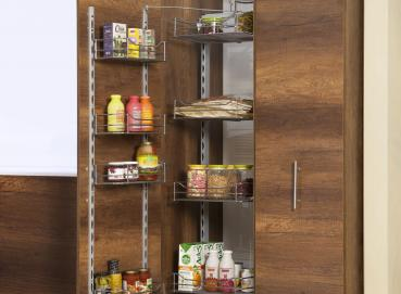 3070 Folding pantry roll-out Image