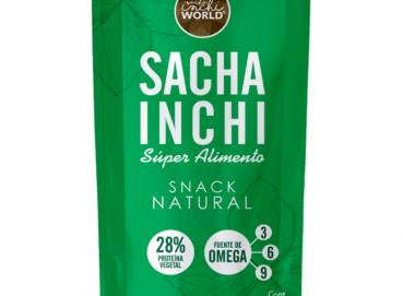 Sacha Inchi Roasted Almonds Image