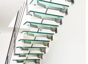 Steel Railings and Stairs   Image