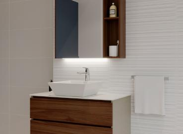 "BATHROOM FURNITURE REF.  "" ELVES""  CC90C Image"
