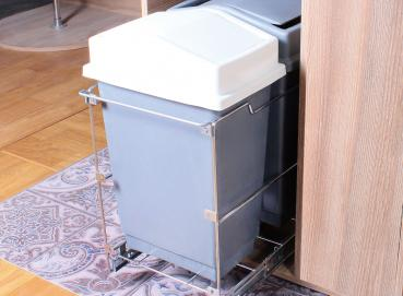 3362 Classic double waste bins Image
