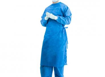 DISPONSABLE SURGICAL GOWN Image