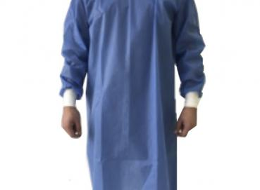 DISPOSABLE SURGICAL GOWN Image