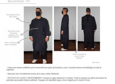 Protection robe Image