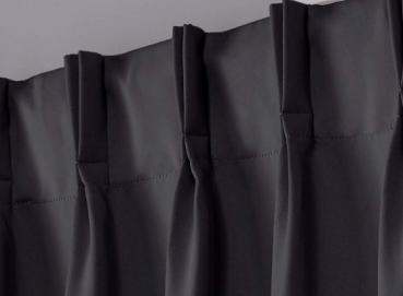 Pinch Pleat Blackout Curtain Image