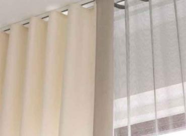 Ripplefold System Blackout Curtain Image