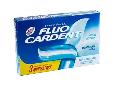 TOOTHPASTE FLUOCARDENT BLANCURA MAX Image