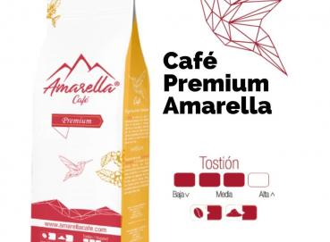 Amarella Cafe Roasted Coffee Image