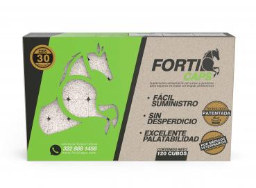 Forticaps - Food supplement with patented technology for your horses and pets Image