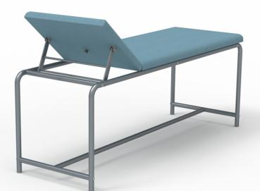 Fixed stretcher for diagnosis Image