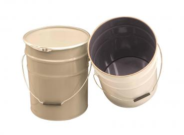 5 GALLON STEEL PAIL, OPEN HEAD Image