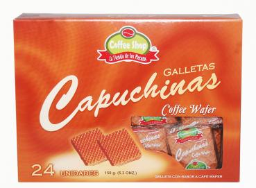 Biscuits Capuchinas Image