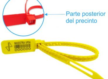 SECURITY SEAL TYPE STRAP  VP04 Image