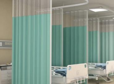 Curtain for Hospital Cubicle Image