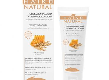 CLEANSING CREAM AND MAKEUP REMOVER (80g) With Propolis Extract, Oats and Jojoba Oil � Image