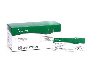 SURGICAL SUTURE NYLON Image