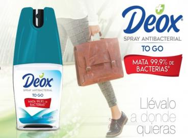 Deox Spray antibacterial To Go  Image