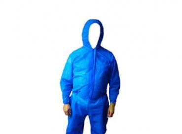 DISPOSABLE MEDICAL COVERALLS Image