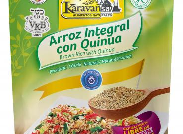 Brown rice with Quinoa Image