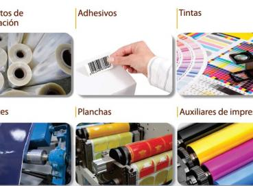 POLYMERS FOR PAINTS, UV VARNISH - SUPPLIES FOR GRAPHIC ARTS Image