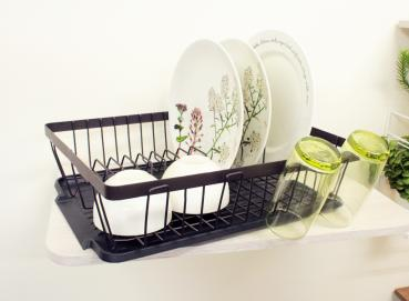 3811 Dish drainer with tray Image