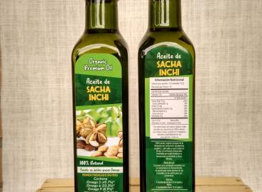 Sacha Inchi oil Image