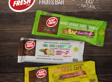 Dried Fruit Bars Image