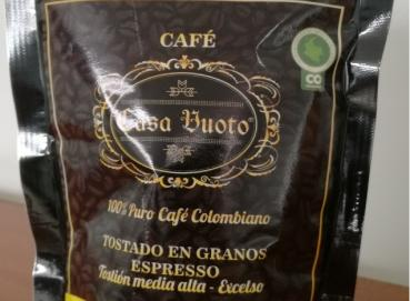 Coffee casaVuoto Roasted Ground
