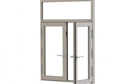 Aluminum and Glass Windows and Doors Image