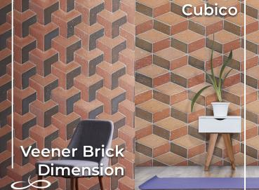 Indoor and outdoor wall tiles Image