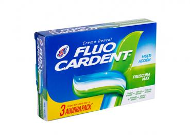 TOOTHPASTE  FLUOCARDENT FRESCURA MAX Image