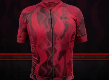 Cycling Short sleeve Jersey Platinum Image