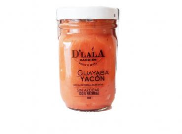 Guava jam with yacon syrup SUGAR FREE Image