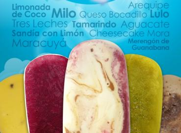 ARTISAN ICE CREAM POPSICLES GELATO Image