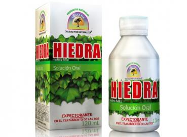 HIEDRA PLUS SYRUP X 120 ML Image