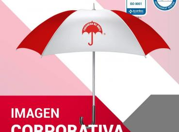 Advertising umbrellas and parasols Image
