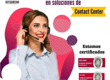 Contact Center Services Image