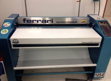ROLL PRESS IRONING