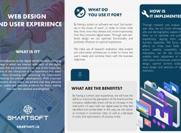 Web Design and User Experience Image