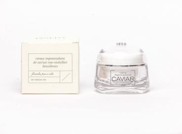 Caviar and Brazilian Chesnuts Regenerating Cream Image